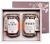 曼寧 台灣滋養花茶2入禮盒(玫瑰紅棗茶.檸香薑茶) 效期至2020.01.22 售完為止