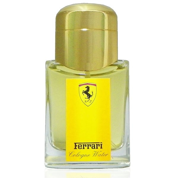 Ferrari Yellow Cologne Water Spray 靚黃法拉利 40ml