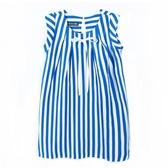 『小鱷魚童裝』海洋風直條紋洋裝(02號~06號)535353
