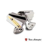 藍寶堅尼Tonino Lamborghini PEGASUS袖釦 防抗過敏 SUS316L頂級不鏽鋼 義大利精品