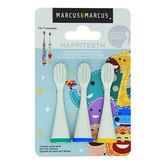 【任二入95折】Marcus & Marcus - 兒童音波震動電動牙刷 替換刷頭