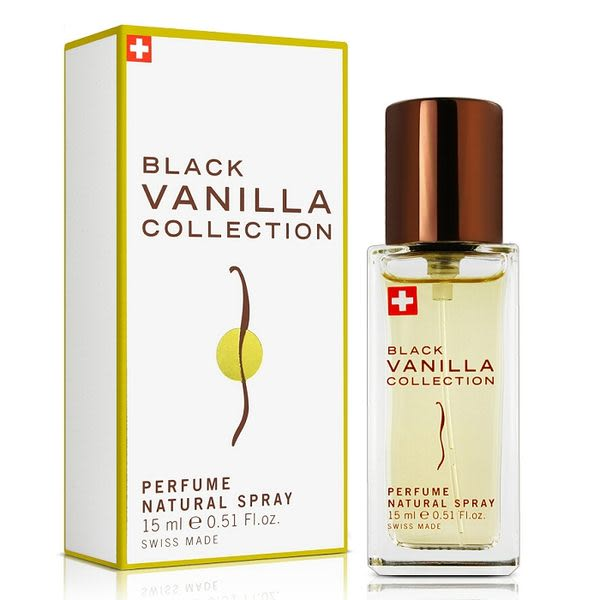 Musk Collection Black Vanilla 瑞士香草蘭花淡香水 15ml