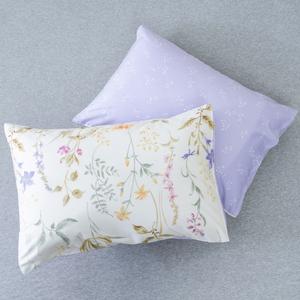 (組)黛希+伊采木棉絲涼被枕套三件組