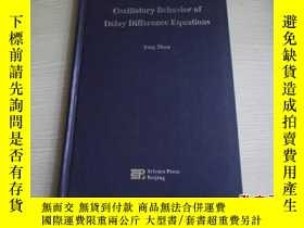 二手書博民逛書店Oscillatory罕見Behavior of Delay D