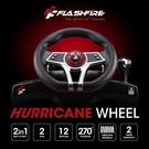 FlashFire ES500R 颶風之翼 PS4/PS3賽車方向盤