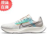 【現貨】NIKE AIR ZOOM PEGASUS 38 MFS 女鞋 慢跑 氣墊 網布 白【運動世界】DC4566-100