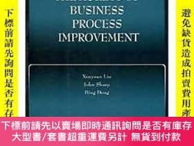簡體書-十日到貨 R3YTHEAGILITY OF BUSINESS PROCESS IMPROVEMENT Xueyua