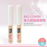韓國 ETUDE HOUSE BIG COVER 掩力超強遮瑕棒 2g 兩色可選【小紅帽美妝】