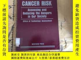 二手書博民逛書店Cancer罕見Risk: Assessing And Redu