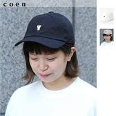 刺繡 棒球帽 coen小熊 現貨 免運費 日本品牌【coen】