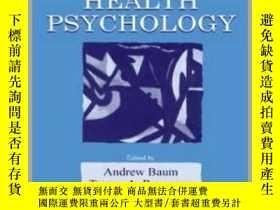 二手書博民逛書店Handbook罕見of Health Psychology-健康心理學手冊Y361738 Glenda Ba
