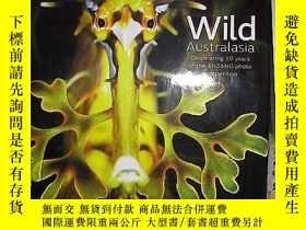 二手書博民逛書店WILD罕見AUSTRALASIA 野生澳大拉西亞Y203004