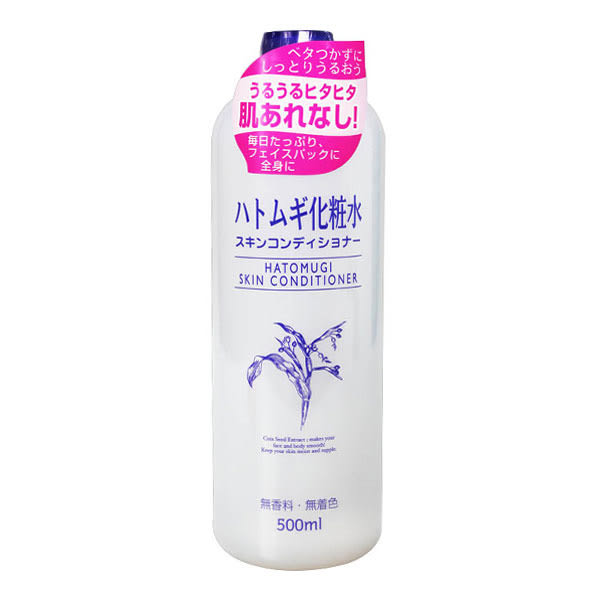 Imju Naturie 薏仁清潤化妝水 500ml 薏仁水 695308【娜娜香水美妝】化妝水
