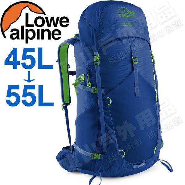 Lowe Alpine FTD71-OL天堂藍 Eclipse透氣登山背包45:55 健行背包/自助旅行背包/多功能背包