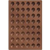 《TESCOMA》48格矽膠堅果餅乾烤盤(32cm)