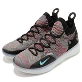 Nike Zoom KD 11 EP Multi-Colr 彩色 Kevin Durant 籃球鞋 男鞋 【PUMP306】 AO2605-001