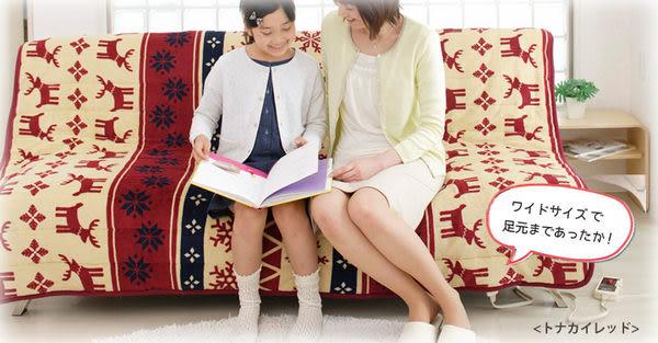 日本製強電毯電熱毯比煤油暖爐更直接沙發雙人床適用SB-HP902通販屋