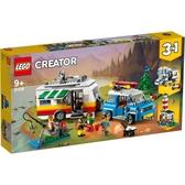 【LEGO樂高】創意大師系列 - 家庭假期露營車 # 31108