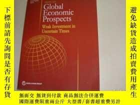 二手書博民逛書店Global罕見Economic Prospects 2017Y