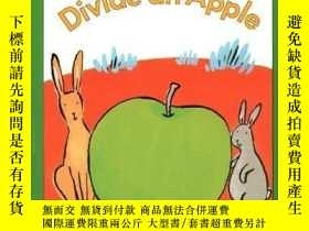 二手書博民逛書店Rabbit罕見And Hare Divide An AppleY364682 Ziefert, Harrie