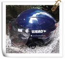 林森●GRS半罩安全帽,半頂式,瓜皮帽,雪帽,附耐磨鏡片,077, 寶藍