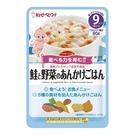 日本 KEWPIE HA19野菜鮭魚飯隨行包80G (9個月以上適用)