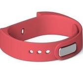 plus錶帶i5pro腕帶/智慧手環帶矽膠藍色紅色黑色原裝替換帶 電購3C