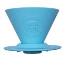 金時代書香咖啡 Jellyfish 水母濾杯 鯨魚藍 Jellyfish-105-TB