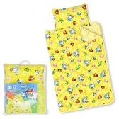 【虎兒寶】台灣製 卡通幼教兒童枕頭+棉被組 - 救援小英雄 波力 poli