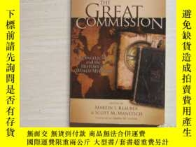 二手書博民逛書店THE罕見GREAT COMMISSION【552】Y28957