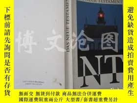 二手書博民逛書店Das罕見Neue Testament:Revidierte E