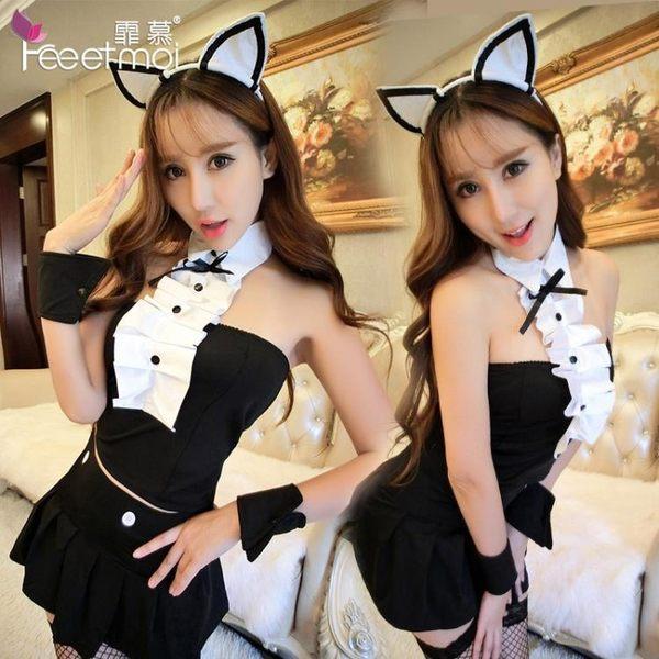 情趣內衣貓兔制服大碼女激情角色扮演