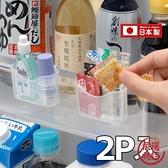 【日本製】【Inomata】日本製 冰箱收納 掛勾式迷你籃(一組:10個) SD-13673 - Inomata