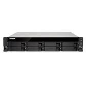 【綠蔭-免運】QNAP TS-853BU-RP-4G 機架式(不含滑軌,3年保)網路儲存伺服器