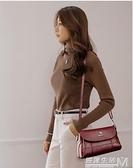 女包包新款單肩斜挎包小包女士時尚百搭中年媽媽包潮 可然精品