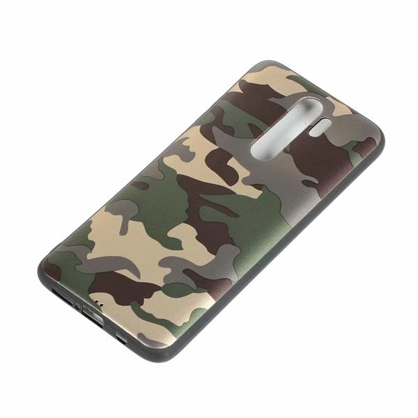 小米 紅米Note8 Pro 迷彩TPU 手機殼 全包邊 軟殼 保護殼