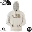 【The North Face 男 長袖針織帽T《復古白》】497I/T恤/休閒長袖/休閒長袖