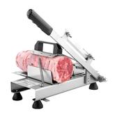 切片機 羊肉卷切片機家用手動削肉片機牛肉切肉機薄片肥牛刨肉機神器商用 萬寶屋