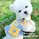 寵物貓咪狗狗衣服夏季小型犬背心裙子夏薄款【倪醬小鋪】