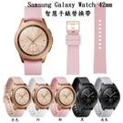 【直紋腕帶】Samsung Watch 42mm S4 智慧手錶替換帶/運動手環/手錶錶帶 20mm