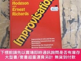 二手書博民逛書店罕見IMPROVISATIONY252403 JOHN HODGSON grove press 出版1996