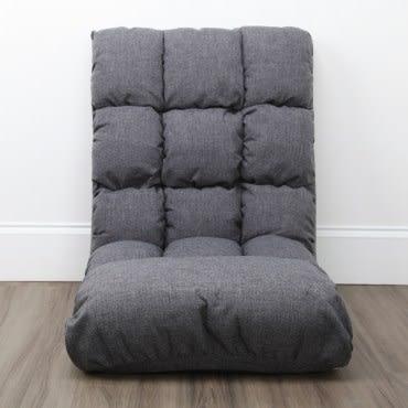 丹尼爾仿麻和室椅 灰色款