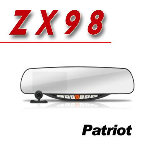 愛國者ZX98 行車紀錄器+32G MicroSD