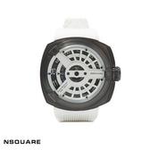 【NSQUARE】/設計橡膠錶(男錶 女錶 Watch)/G0369-N06.8/台灣總代理原廠公司貨兩年保固
