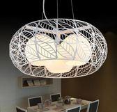 簡約現代客廳時尚書房間LED吊燈KM2753『愛尚生活館』