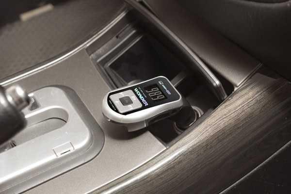 車之嚴選 cars_go 汽車用品【WA-V01】WONDER旺德 車用音樂音響轉換器 車載MP3播放器 附遙控器