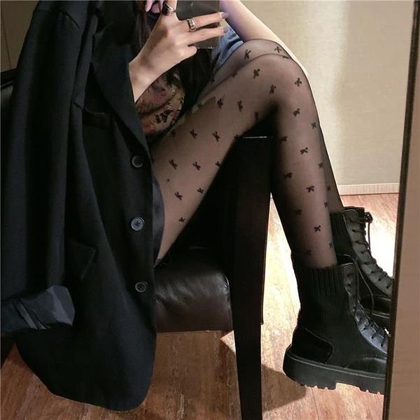 蕾絲襪 薄款洛麗塔絲襪