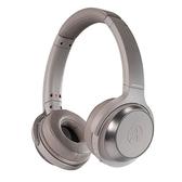 鐵三角 無線耳罩式耳機ATH-WS330BT- 卡其【愛買】