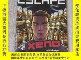 二手書博民逛書店Escape罕見from XenoY21478 John Loc