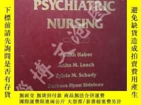 二手書博民逛書店Comprehensive罕見Psychiatric Nursi
